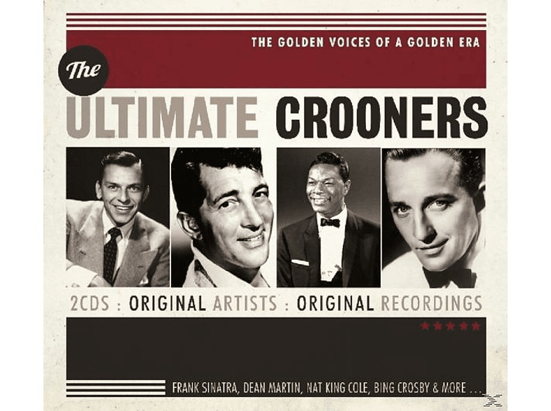 VARIOUS - Ultimate Crooners [CD]