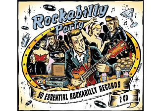 VARIOUS - Rockabilly Party - (CD)