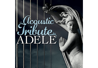 VARIOUS - Acoutic Trib.To Adel - (CD)
