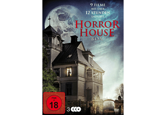 Horror House Box - (DVD)