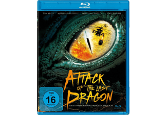 Attack of the Last Dragon - (Blu-ray)
