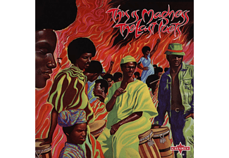 The Last Poets - This Is Madness - (CD)