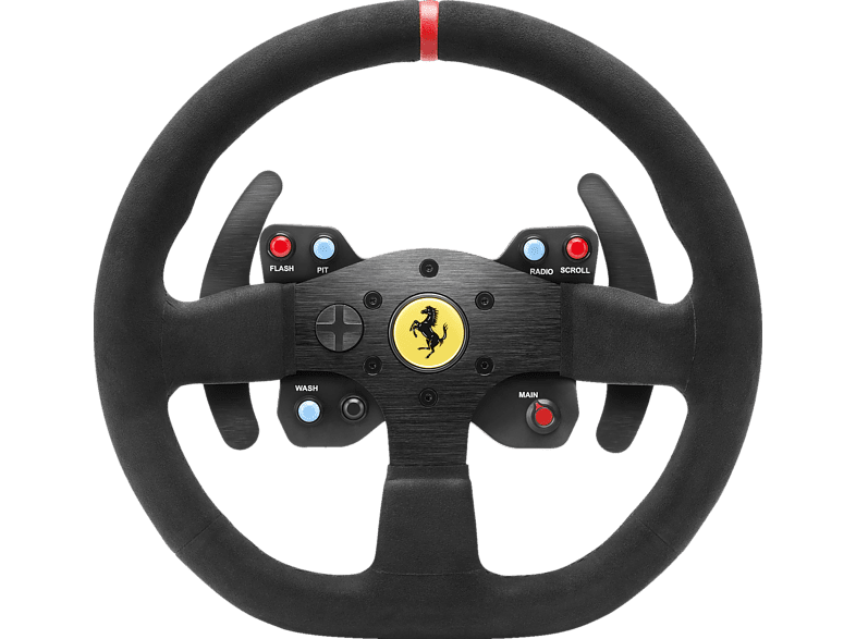 THRUSTMASTER Ferrari F599XX EVO 30 Wheel AddOn Alcantara Edition (PS4 / PS3 / Xbox One / PC)