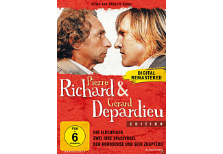 Pierre Richard & Gérard Depardieu Edition - (DVD)