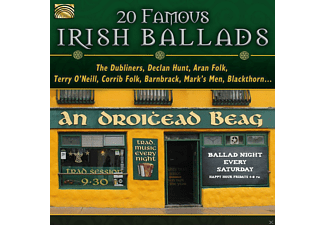 VARIOUS - 20 Famous Irish Ballads - (CD)