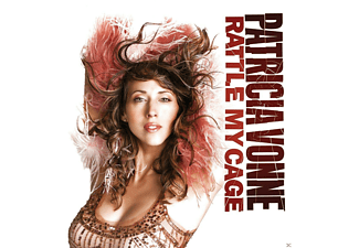 Patricia Vonne - Rattle My Cage - (CD)