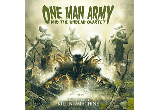 One Man Army And The Undead Quartet - 21st Century Killing Machine (Digipak) - (CD)
