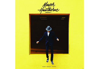 Mayer Hawthorne - Man About Town [CD]