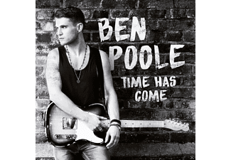 Ben Poole - Time Has Come - (CD)