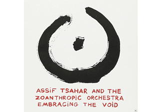 Assif Tsahar, The Zoanthropic Orchestra - Embracing The Void - (CD)