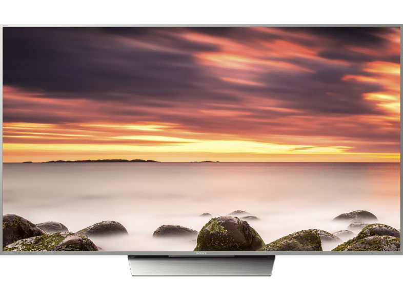 SONY KD-55XD8577 LED TV (Flat, 55 Zoll, UHD 4K, SMART TV, Android TV)