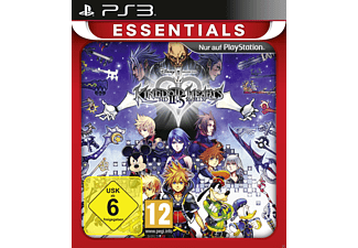 Kingdom Hearts HD 2.5 Remix Essentials - PlayStation 3