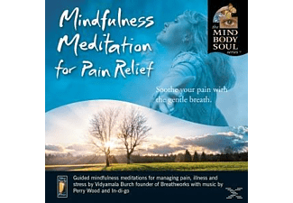 Vidyamala Burch - Mindfulness Meditation For Pain Relief - (CD)