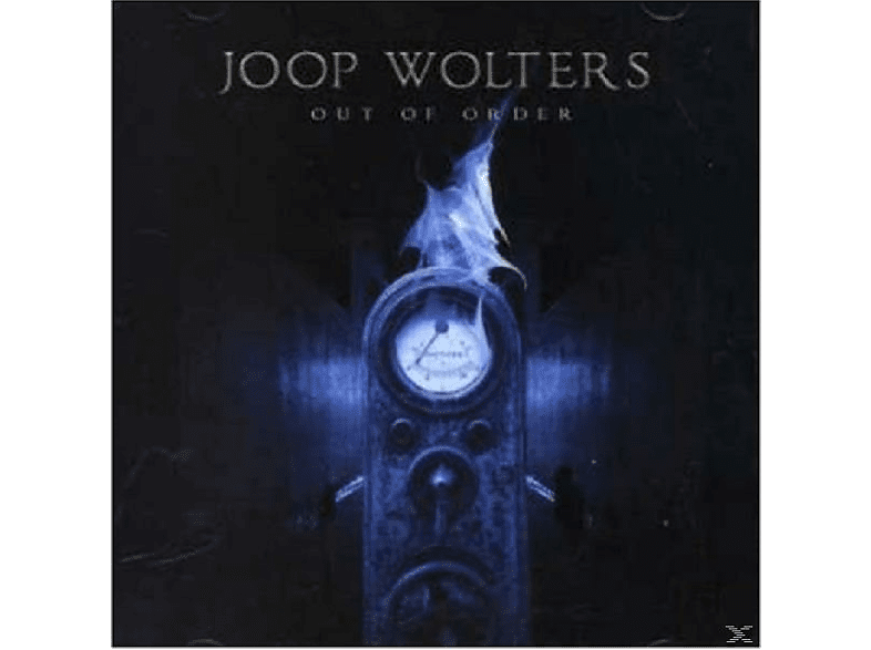 Joop Wolters - Out Of Order [CD]