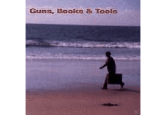 Books & Tools Guns - Guns,Books & Tools - (CD)