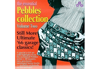 VARIOUS - Essential Pebbles Vol.2 - (CD)