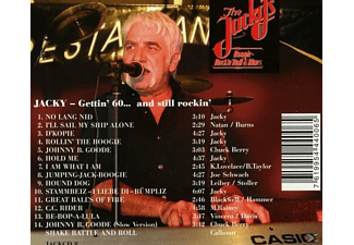 The Jackys - Gettin'60...And Still Rocking - (CD)