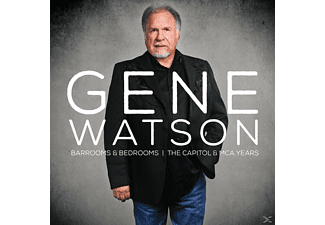 Gene Watson - Barrooms And Bedrooms - (CD)