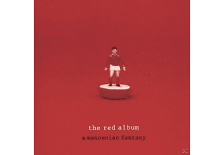 VARIOUS - The Red Album-A Mancunian... - (CD)