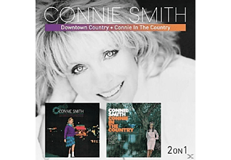 Connie Smith - Downtown Country/Connie In The Country - (CD)