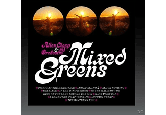 Alex Clapp & His Orchestra - Mixed Greens [Vinyl]