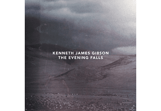 Kenneth James Gibson - The Evening Falls (Lp/180g+Mp3) - (LP + Download)
