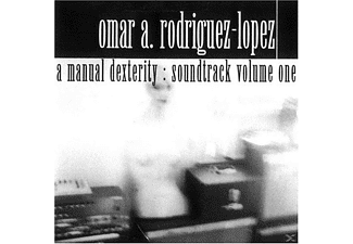 Omar Rodriguez Lopez - A Manual Dexterity [CD]