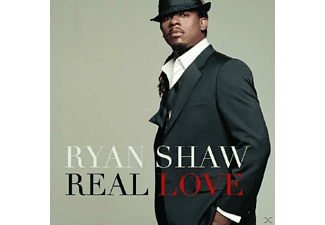 Ryan Shaw - Real Love - (CD)