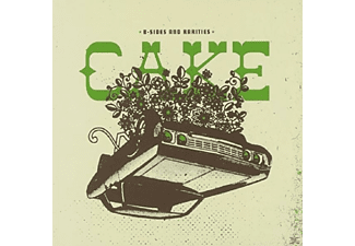 Cake - B-Sides And Rarities [CD]