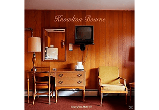 Knowlton Bourne - Songs From Motel 43 - (CD)