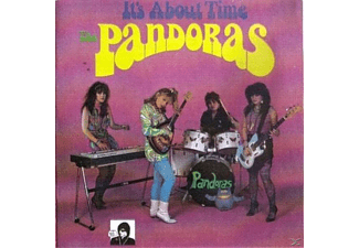 The Pandoras - It's About Time [CD]