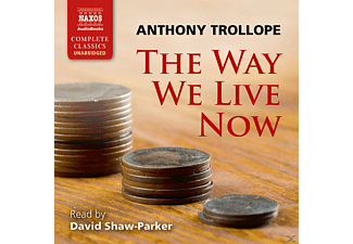 David Shaw-Parker - The Way We Live Now - (CD)