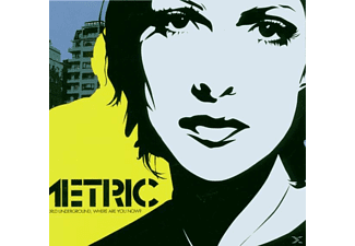 Metric - Old World Underground,where are you now? [CD]