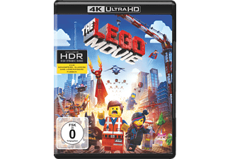 The Lego Movie (+ Blu-ray) - (4K Ultra HD Blu-ray + Blu-ray)