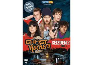 Ghost Rockers Seizoen 2 Deel 1 Serie-TV