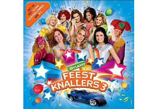 Feestknallers Volume 3 CD