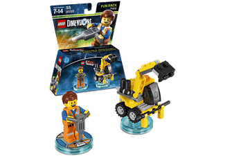 LEGO Dimensions - Fun Pack - Lego Movie Emmet