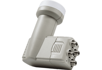 SMART ECO Quad-Switch LNB Universal Quad-Switch LNB, Hellgrau