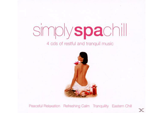 VARIOUS - Simply Spa Chill - (CD)