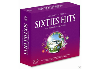 VARIOUS - Greatest Ever Sixties - (CD)