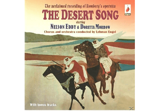 Morrow, Doretta / Eddy, Nelson - Desert Song - (CD)