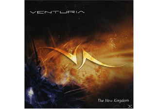 Venturia - New Kingdom - (CD)