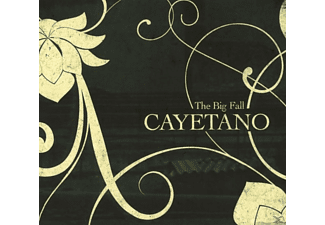 Cayetano - The Big Fall - (CD)