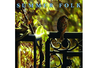 VARIOUS - Summer Folk [CD]