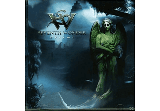 Seventh Wonder - Become - (CD)