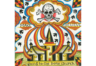 Make Believe - Going To The Bone Church - (Vinyl)