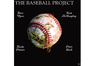 The Baseball Project - Vol.1: Frozen Ropes And Dying Quails - (CD)