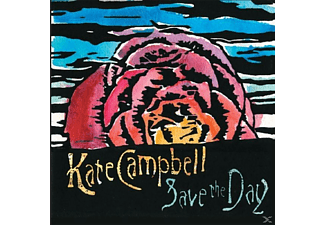 Kate Campbell - Save The Day - (CD)