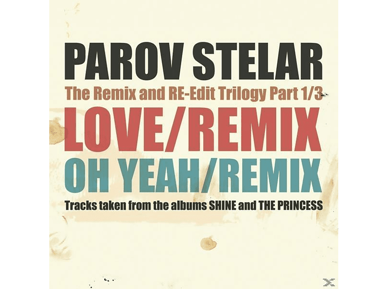 Parov Stelar - The Remixes Part 1/3 [Vinyl]