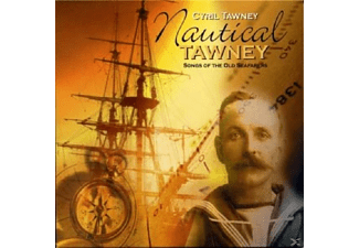 Cyril Tawney - Nautical Tawney - (CD)